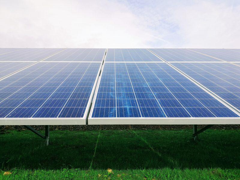Redes e vedações para os Parques Fotovoltaicos